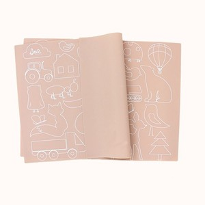 SNE design Placemat- fantasy forest rose